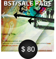 BST/Sale page