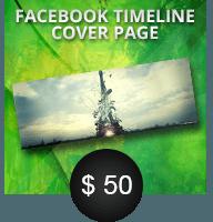 Facebook timeline-Cover-Page